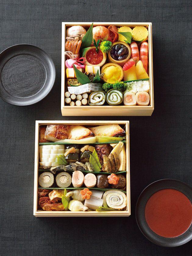 「木屋町 櫻川」の「おせち二段重」|エル・オンライン