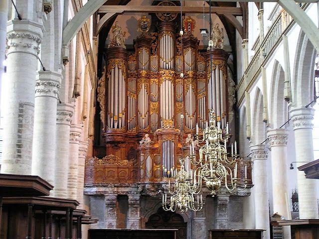 Mooiste kerken van Nederland: Oude Kerk, Amsterdam