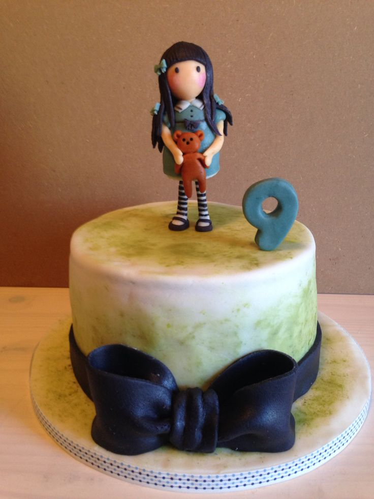 Cake Art By Suzanne : 17 Best images about Gorjuss Cakes on Pinterest Cakes ...
