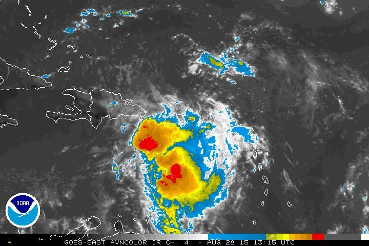 Weather Puerto Rico - El Tiempo en Puerto Rico y el Caribe, Radar Doppler, Sistemas Tropicales, Huracanes, Mapas