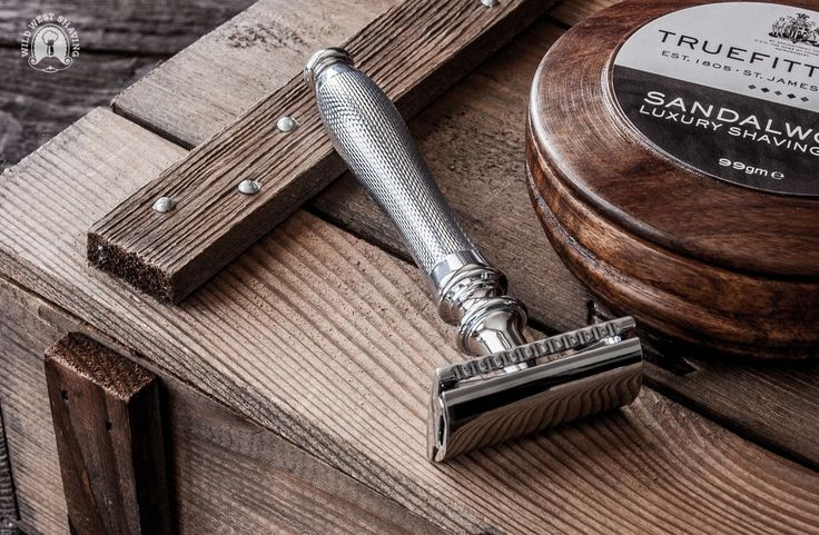 Edwin Jagger (CBASR) Safety Razor - The Chatsworth Metal Collection