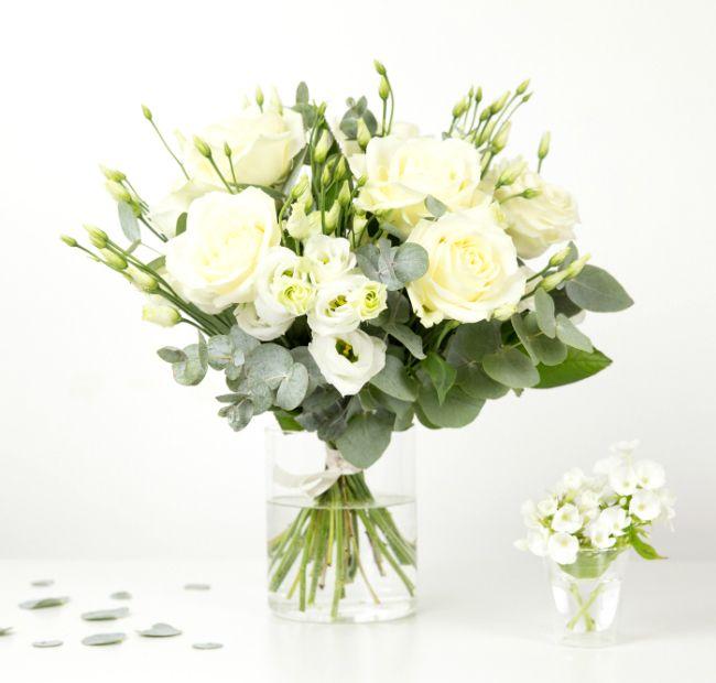 Artic Bay - Bouquet de fleurs de saison | Bergamotte