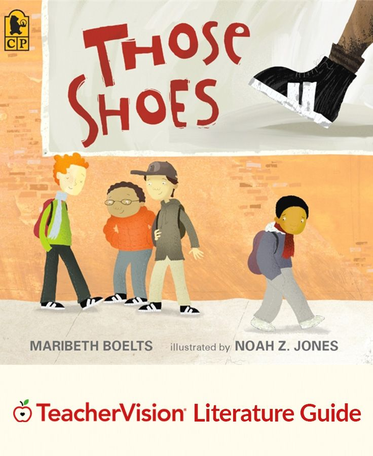 "This reading and literature teaching guide for the picture book ""Those Shoes"" provides read-aloud guidance, extension and writing activities, and tips for integrating similar books into classroom activities. (Grades K-3)"