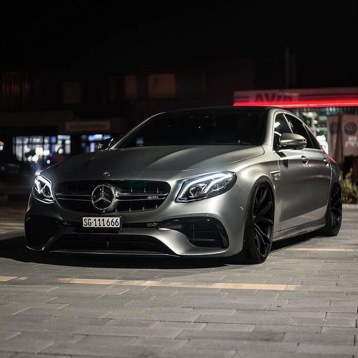 "13.2k Likes, 27 Comments - Blacklist Lifestyle | Cars (@black_list) on Instagram: ""AMG | Photo by @srs_swissrichstreets | #blacklist #mercedes #e63 #amg"""