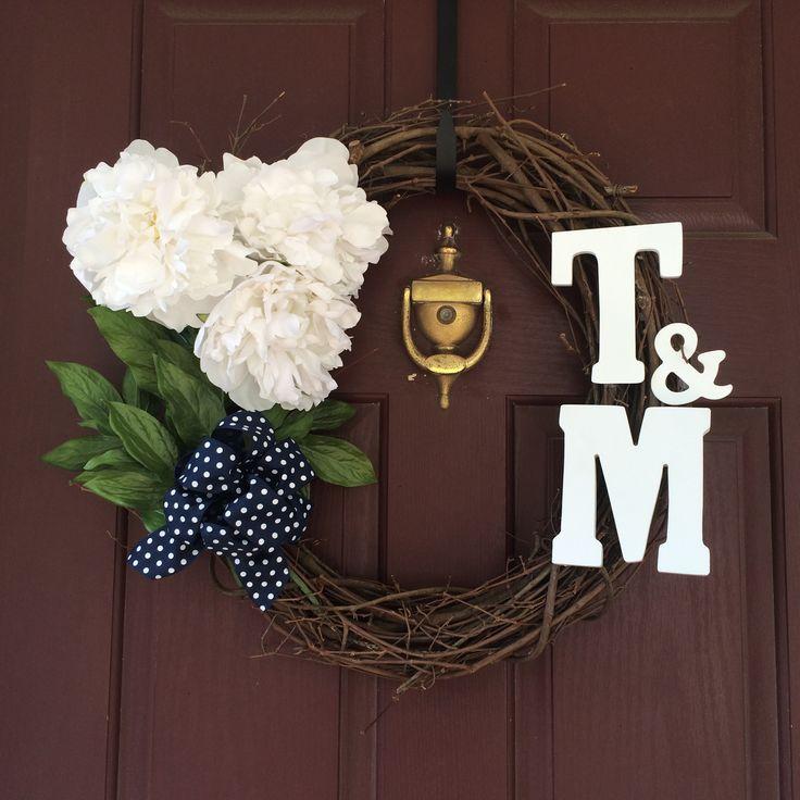 Diy Wreaths For Front Door: DIY Front Door Wreath
