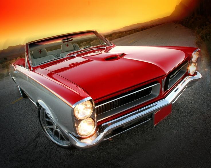 Custom 1966 Pontiac GTO   Classic Cars   1965 pontiac gto ...