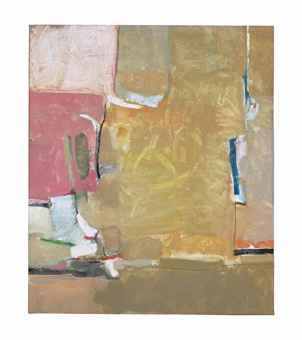 Diebenkorn. Inscape (from the Urbana Series)