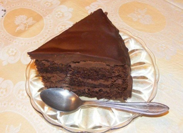 Cel mai bun tort pentru Sf. Ioan  Tort cu crema de ciocolata  Uite cum se prepara