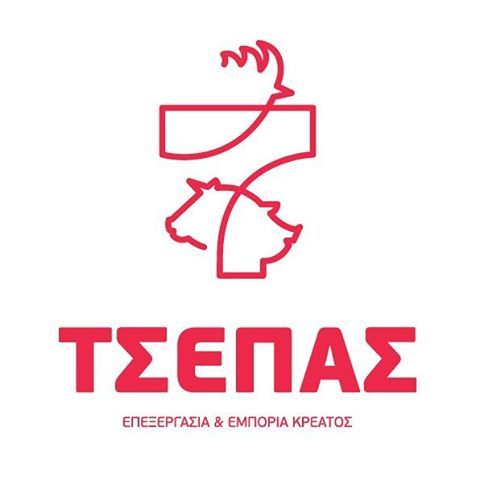 Brand new logo design for TSEPAS meat company. Stay tuned!!! #logo #design #meat #new #brand