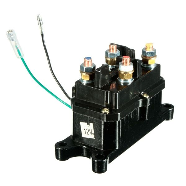 Universal Winch Switch Wiring | schematic and wiring diagram