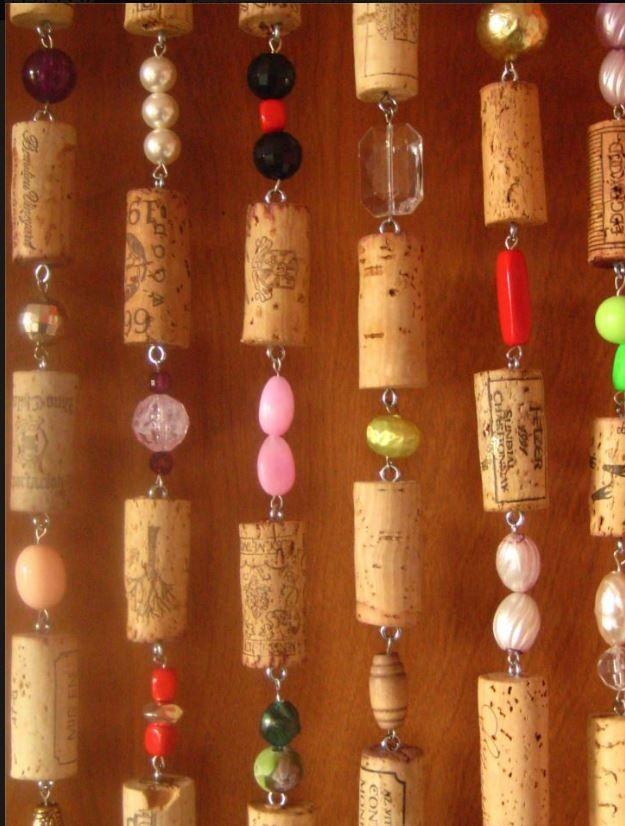 Wines Corks Bead Curtains - Bing Immagini