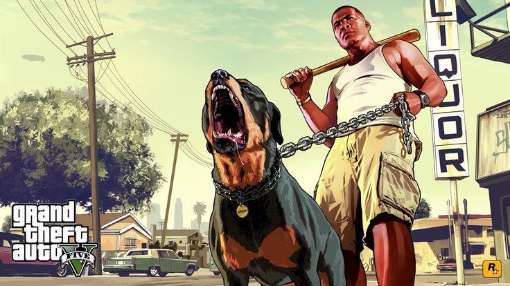 Rockstar Games is back with the first major entry in the GTA series since 2008's GTA IV. The game is played in third person and combines action and driving in an open world, allowing you to interact with the environment at your own pace. For more review visit: http://mygamewins.com