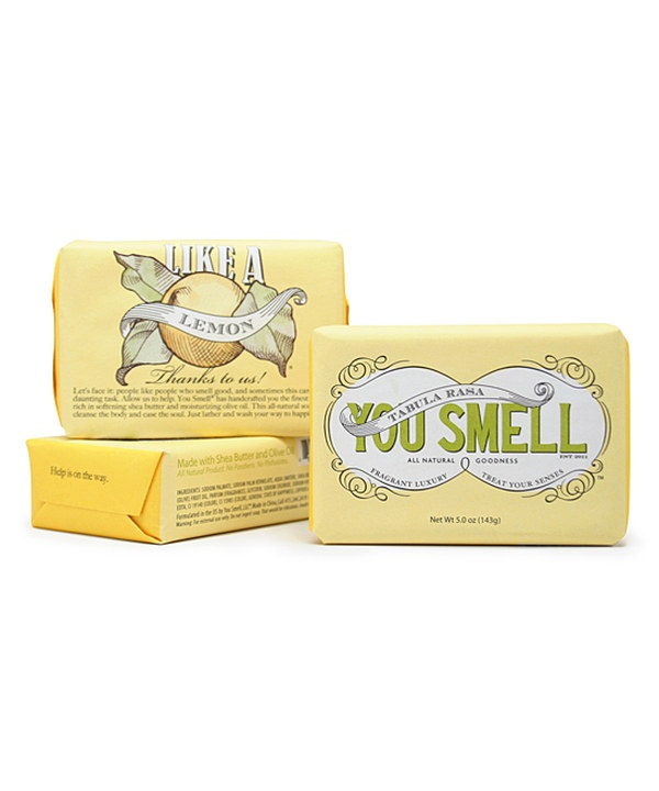 Take a look at this Lemon Bar Soap Set on zulily today!