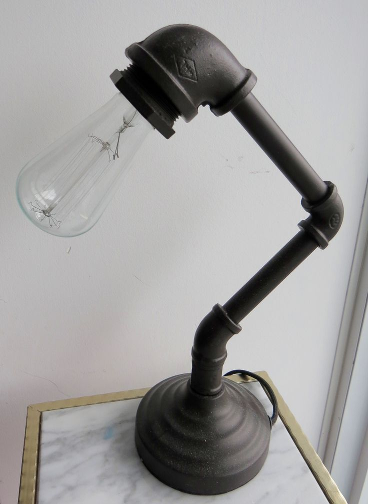"""""""Pixar"""" Lamp. Found in a boutique furniture store on Queen Street West, Toronto."""