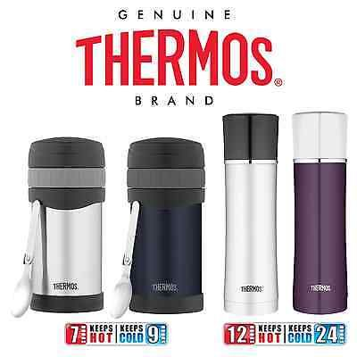 #Thermos food flask & #drink flasks vacuum insulated for soup #lunch travel campi,  View more on the LINK: http://www.zeppy.io/product/gb/2/191746526024/