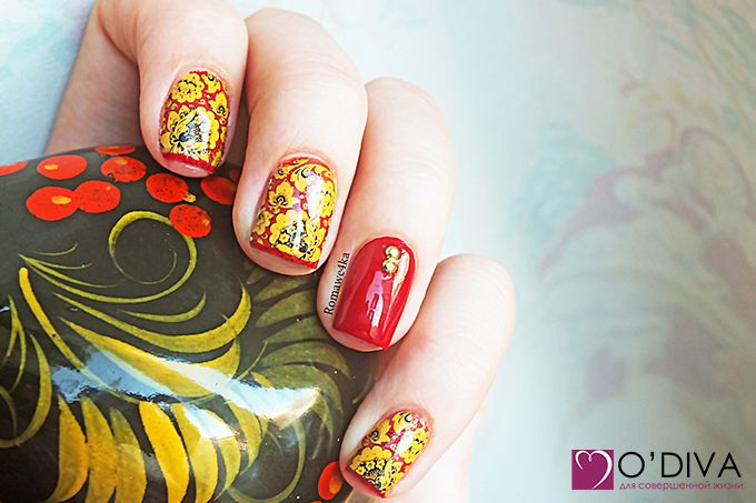 Видео-инструкция по использованию фотодизайна под лак: http://odiva.ru/news/videos/a_video_tutorial_about_using_photo_design_lacquer/  #fotodesing #sticker #nails #nailart #denissimachev #фотодизайн #наклейкина ногти #роспись