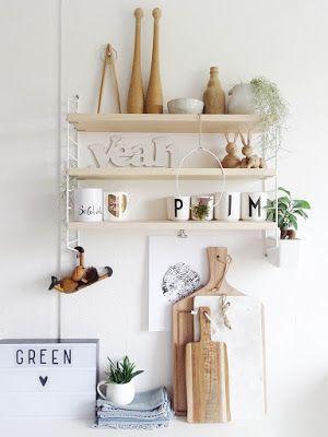 Deko-Ideen und Blumensträuße mit Pflanzen | http://mammilade.blogspot.de | Personal Lifestyle, DIY and Interior Blog