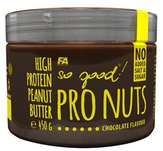 Pro Nuts High Protein Peanut Butter  450 g
