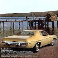 1973 Plymouth Saltellite