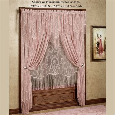 20 best Lace Curtains images on Pinterest | Country curtains, Blinds ...