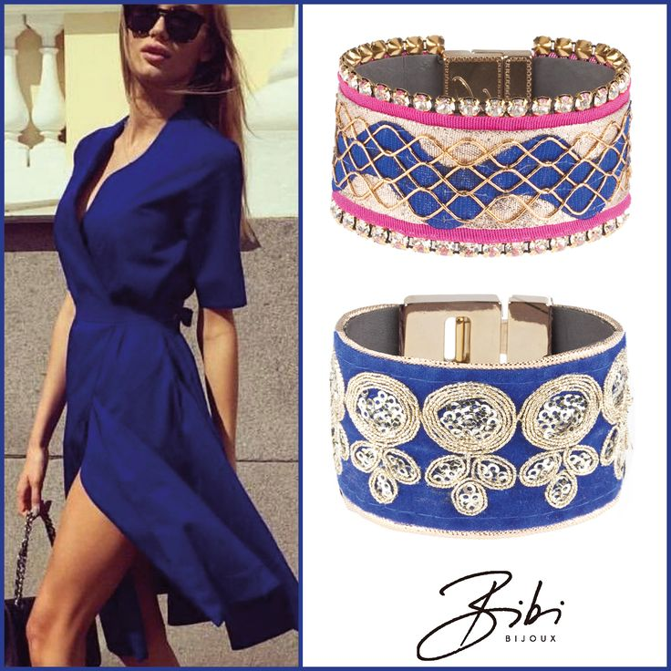 Kobalt blue by Bibi Bijoux. Shop this beauty's now at the webhop of #bibibijoux: www.bibibijoux.com Available in the sizes: S(18 cm), M(19 cm), L(20 cm) and XL(21 cm). Bracelet 1: http://bibibijoux.com/index.php/bibibijouxwebstore/bibibijouxbracelets/02635-243.html Bracelet 2: http://bibibijoux.com/index.php/bibibijouxwebstore/bibibijouxbracelets/02634-243.html Bibi Bijoux​ #bibi #bijoux #bibibijoux #handmade #swarovski #lifestyle #fashion