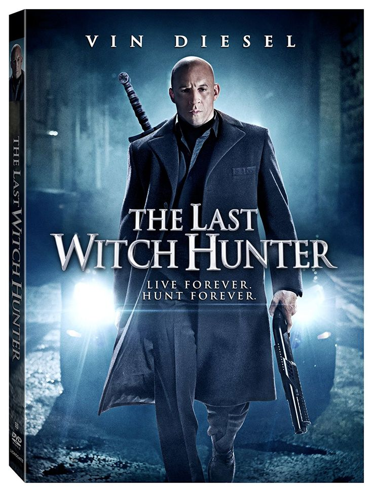 Amazon.com: The Last Witch Hunter [DVD + Digital]: Vin Diesel, Elijah Wood, Rose Leslie, Ólafur Darri Ólafsson, Julie Engelbrecht, Michael Caine, Breck Eisner: Movies & TV