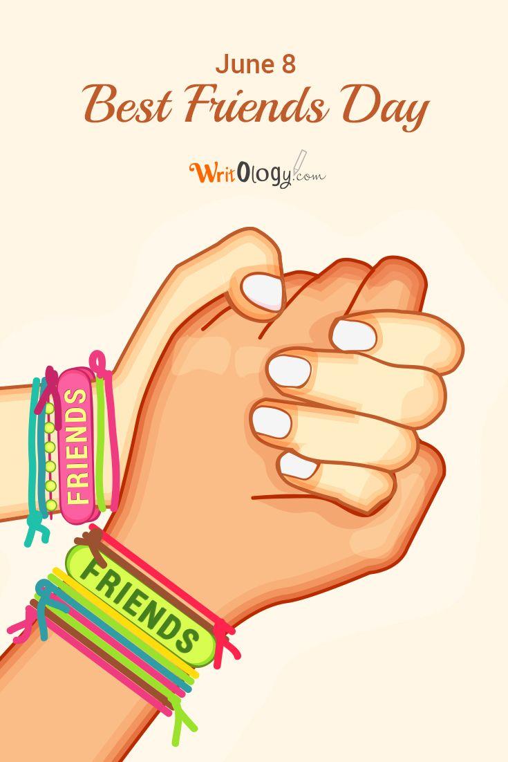 Happy Best Friends Day Bestfriendsday Friendsday Holiday Happy Best Friend Day Friends Day Best Friend Day