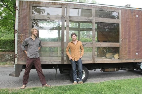 Mobile Greenhouse Runs on Waste Vegetable Oil, Teaches Kids Sustainable Practices (Interview) : TreeHugger