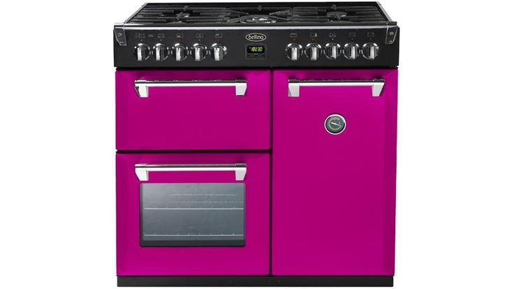 Don't limit your creativity in the kitchen, indulge your inner cook with the Floral Burst 90cm Richmond Dual Fuel Range Cooker. Take advantage of the wide range of features and the good looks of the cooker, and let your love for cooking shine through.