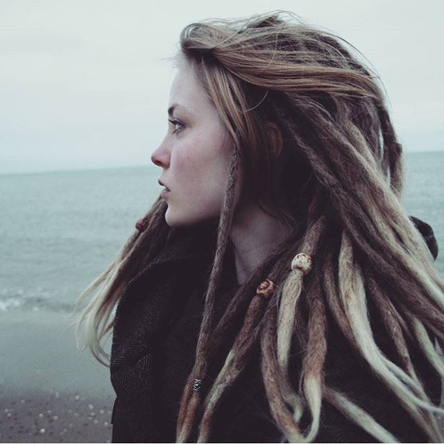 @selkie.soul sharing the love #dreadshare #girlswithdreads #girlswithdreadlocks…