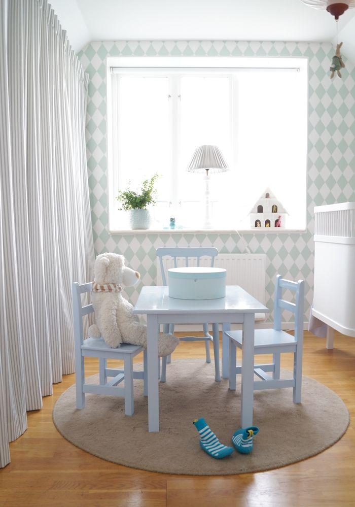 Inredning – barnrum | Simplicity