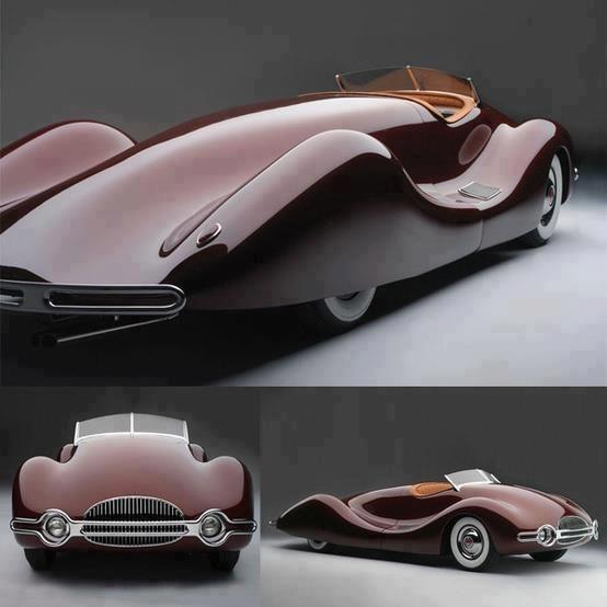 Carros clássicos futuristas http://www.bracae.pt/automoveis