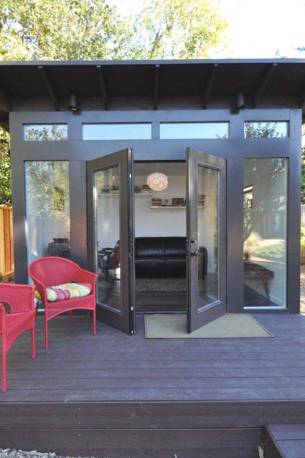 Creative Garden Shed renovated ideas for your garden outdoor space