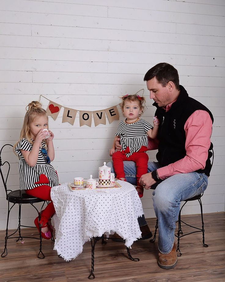 Daddy and Daughter Date // Date Idea for your Husband and Daughters