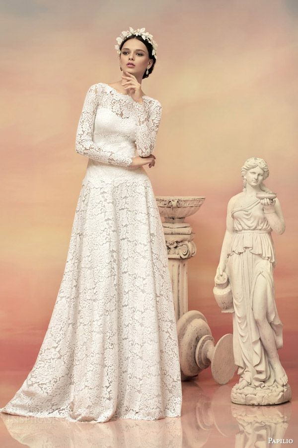 Papilio 2015 Wedding Dresses — Hellas Bridal Collection Part 1   Wedding Inspirasi