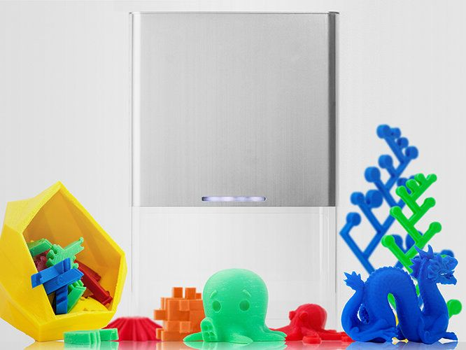 Does A $347 3-D Printer Mean The Future Is Here? Or Just Paper-Thin Progress? | Co.Design: business + innovation + design