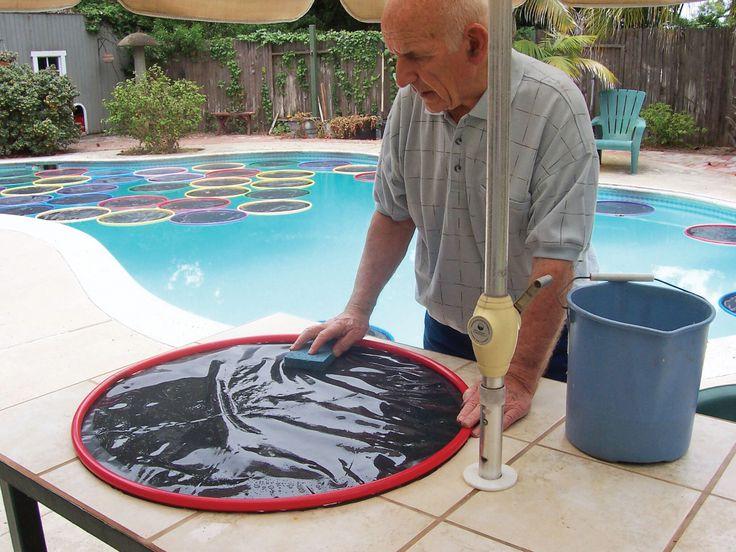 Lily Pad Pool Warmers In 2019 Diy Heat Solar Ect Pool