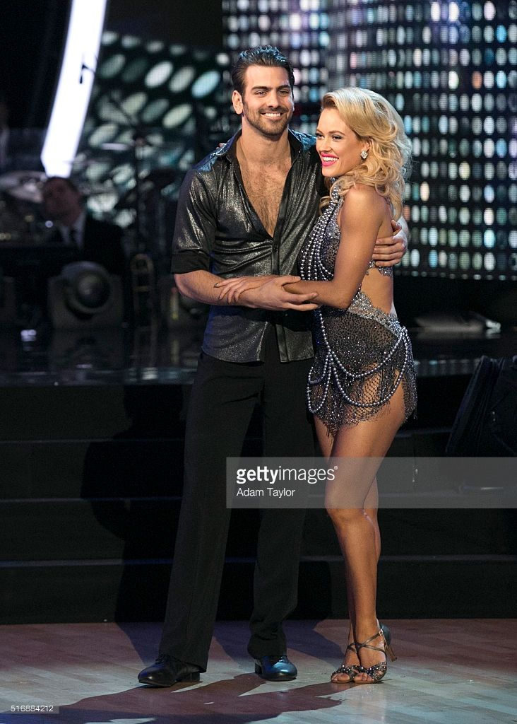 March 21, 2016: Dancing with the Stars - Nyle DiMarco and Peta Murgatroyd