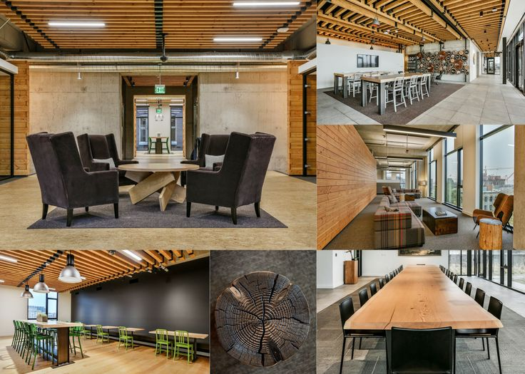 We Teamed Up With Mithun And Interior Architects To Help Create The New Weyerhaeusers Headquarters In ArchitectsSeattleCommercial