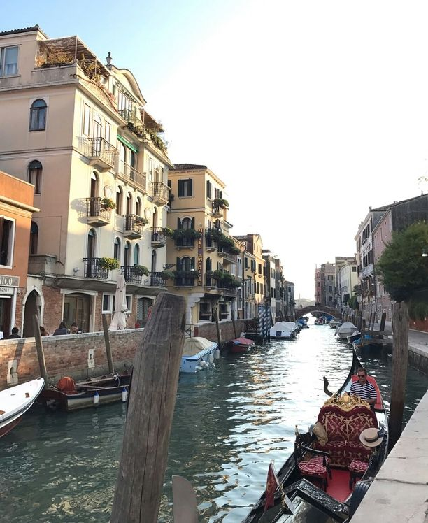 Venice, Italy — by gezginseyit. Venice, Italy #StunningStructures #venice #ıtaly #nofilter #travel #holiday #histori #photoofday #photo