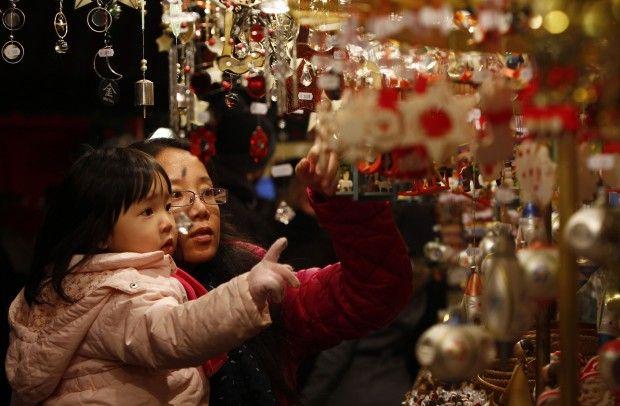 Norimberga, apre il mercatino di Natale più antico | Repubblica Viaggi