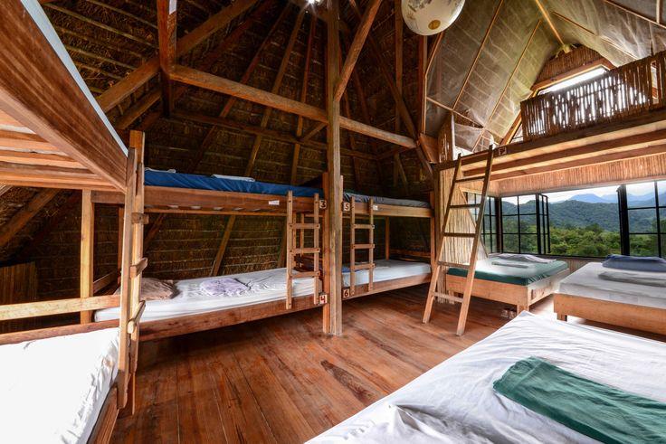 Guatemala Lanquin Zephyr Lodge 5 Dorm Looks Really