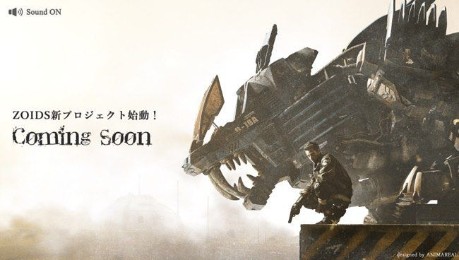 A new ZOIDS project is on its way Could this possibly mean a live-action #ZOIDS movie is coming? #takaratomy is breathing new life into ZOIDS announcing a brand new project on their new website. The teaser doesnt let on much besides that theres a new ZOIDS project in the works thats coming soon. The image shows off a Lion-type Zoid Shield Liger with a male soldier. Given the quality of the image (realistic vs. anime style) it could be hinting towards a live-action adaptation of sorts but we…