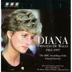 Sept 6, 1997 - Diana, Princess of Wales Funeral