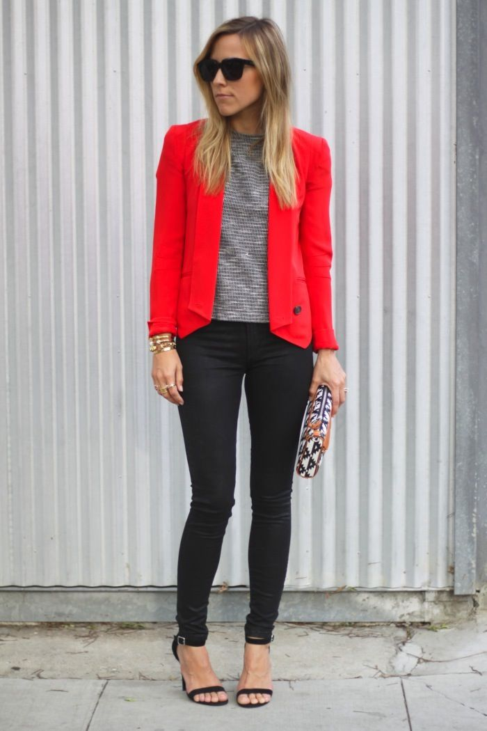 lovely blazer dress for women
