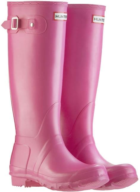 Splish Splash!Things Pink, Rainboots, Fashion, Hunters Wellies, Hunters Pink, Clothing Style, Hunters Rain Boots, Hunters Boots, Pink Hunters