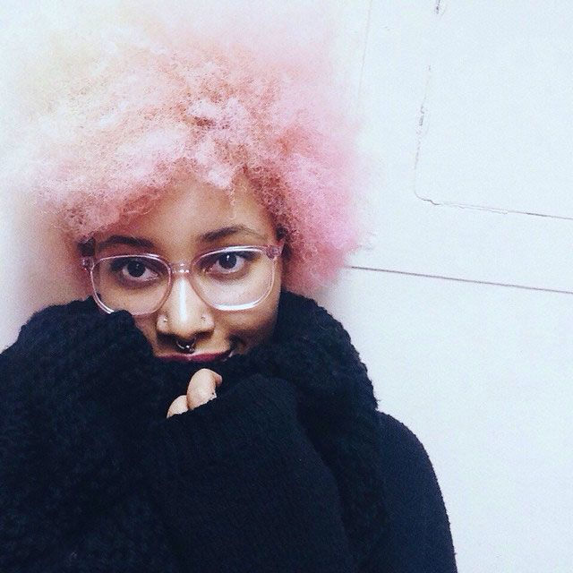 pink-pastel-afro-natural-hair-kayla-afroxvx