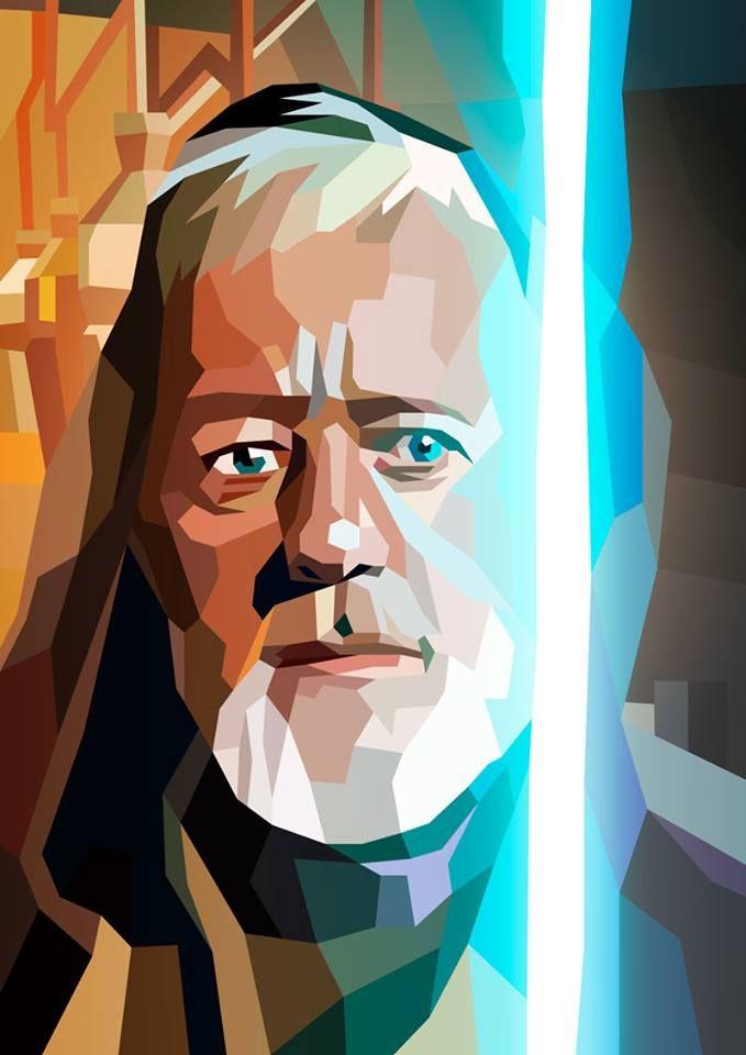 Obi-Wan Kenobi by Liam Brazier