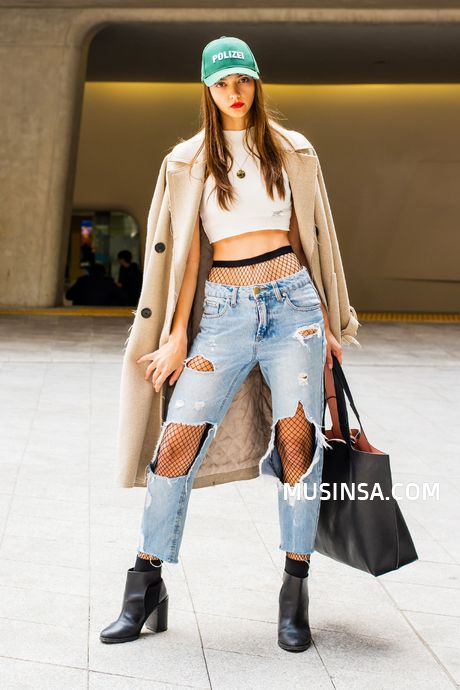 211 Best Korean Streetwear Women Images On Pinterest Fashion Blogs Daily Fashion And Blog