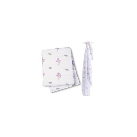 Lulujo Муслиновая пелёнка Pink Hippo 120х120, Lulujo, розовый  — 1199р.  Муслиновая пелёнка Pink Hippo 120х120, Lulujo, розовый - это двухсторонняя мягкая пеленка большого размера, предназначена как для пеленания, так и покрывала или использования в виде обычных простыней. Приятные серые бегемотики и розовые деревья на нейтральном белом фоне помогут создать атмосферу уюта в комнате малыша. Хлопковый муслин обеспечит малышу комфорт и тепло, материал отлично пропускает воздух, с этой тканью…